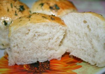 Garlic bread. favorite recipe