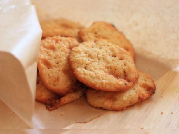 Plain cookie from 4 ingredients. Photos - Yandex. Images