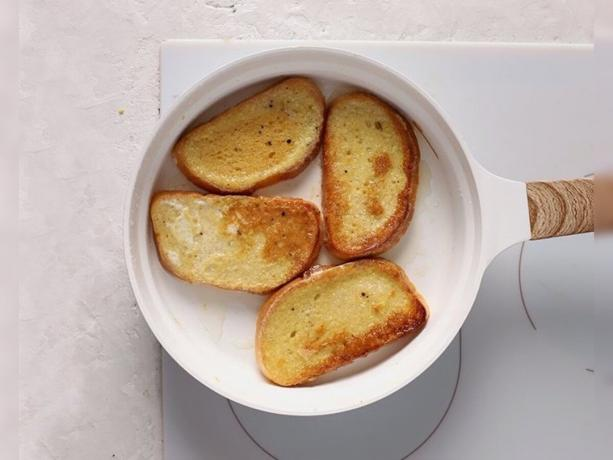 Such toast (French toast) Cooking Mama in my childhood. Photos - Yandex. Images