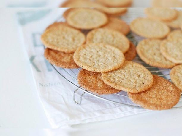 Simple cookies for 8 minutes.