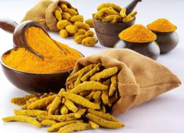 TURMERIC: therapeutic properties and ways to apply